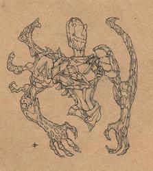 Sketch Creature by edcomics