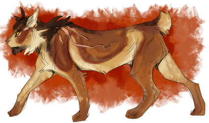 [CLOSED] CAVE PAINTING