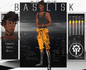 Mink Rivers - Roko's Basilisk Application