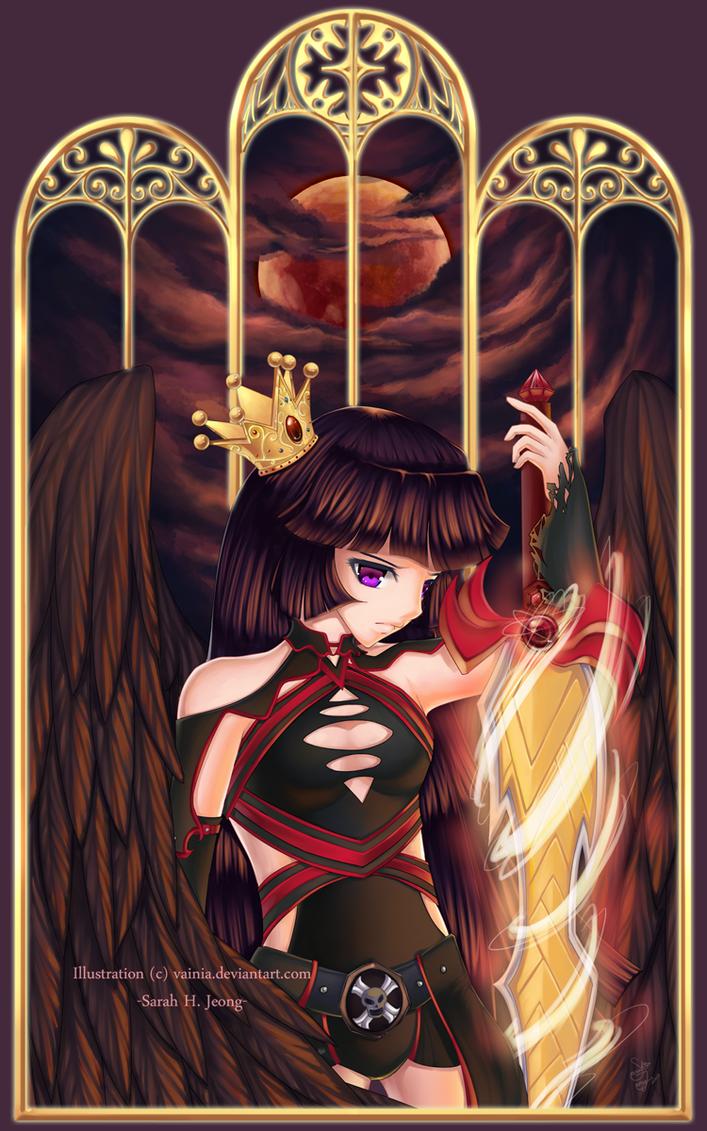 Crimson Night by vainia