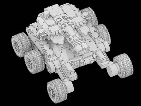 Tank 3D printing