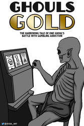 Ghouls Gold by JessiArts