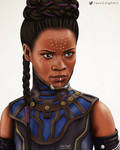 Shuri by JessiArts