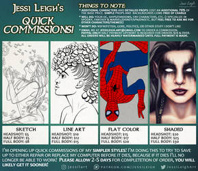 Jessi Leigh Commission Page