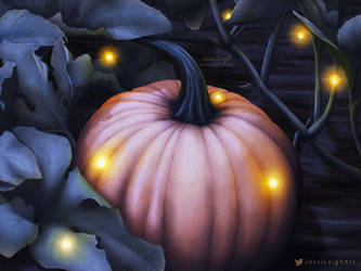 Pumpkin Drawlloween 2020