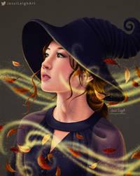 Witch Drawlloween 2020