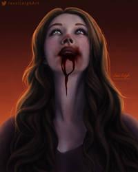 Vampire Drawlloween 2020