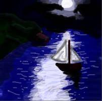 OMM - Boat at Night