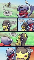Rival Gates - Job 1 Page 1