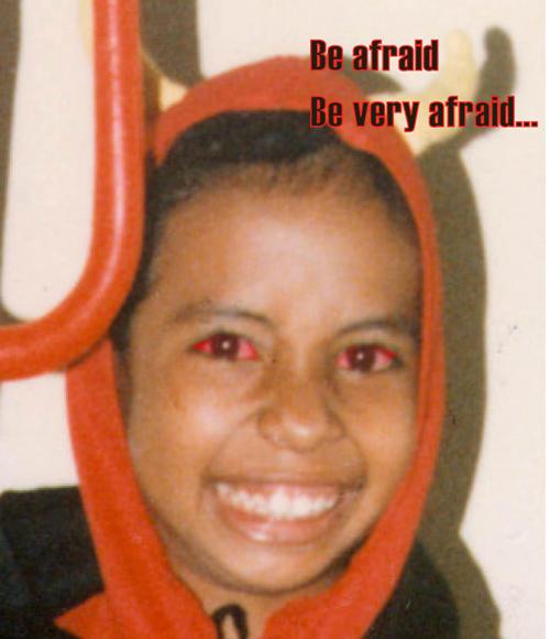 Be Very Afraid: Be Afraid, Be Very Afraid By Josedude On DeviantART