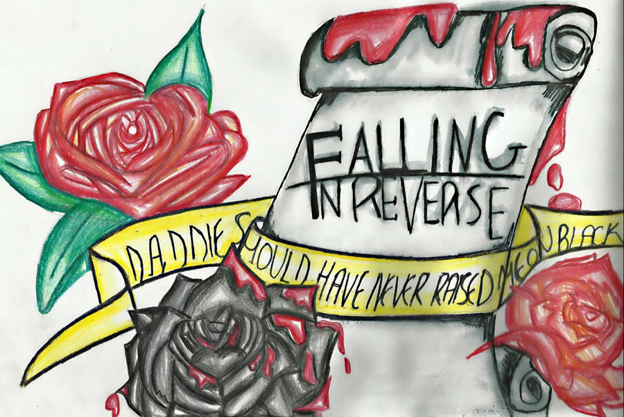 Falling In Reverse DOODLE by beautifulsilenceLuKu on ...
