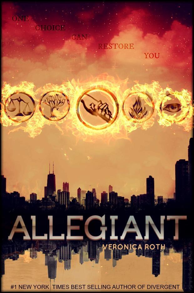 Allegiant by beautifulsilenceLuKu on DeviantArt