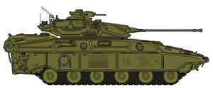 M89A1 'Lance' IFV