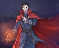 Dr Strange by HolyVarus