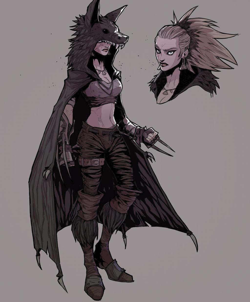Batgirl but cool one