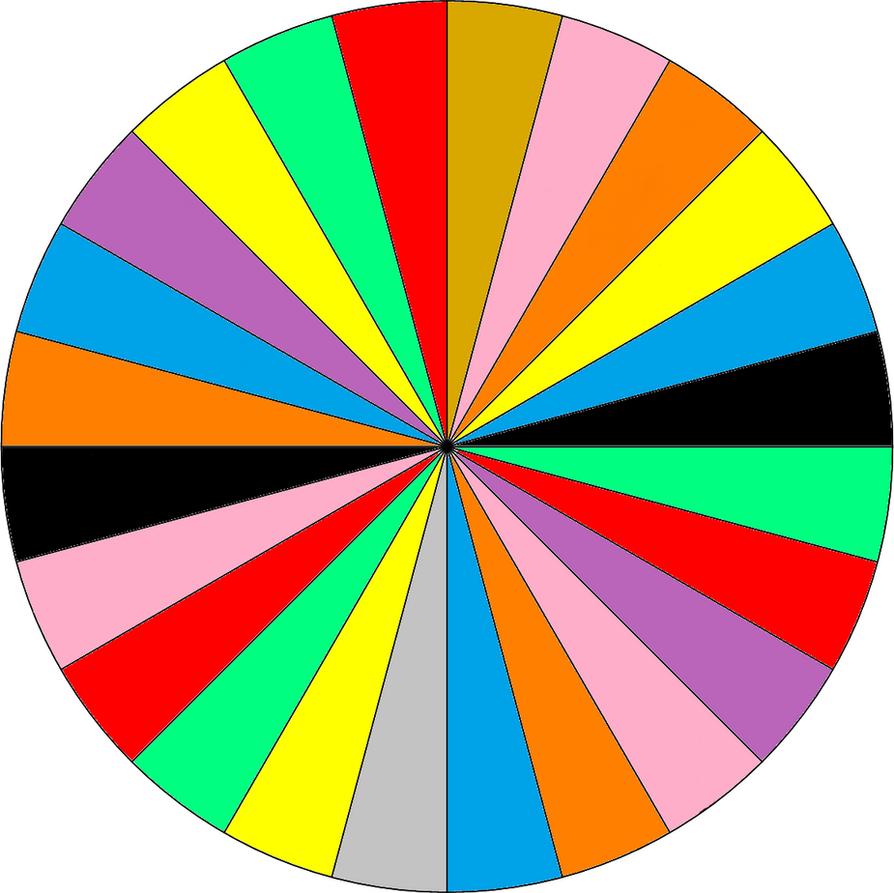 Blank wheel template by Larry4009 on DeviantArt
