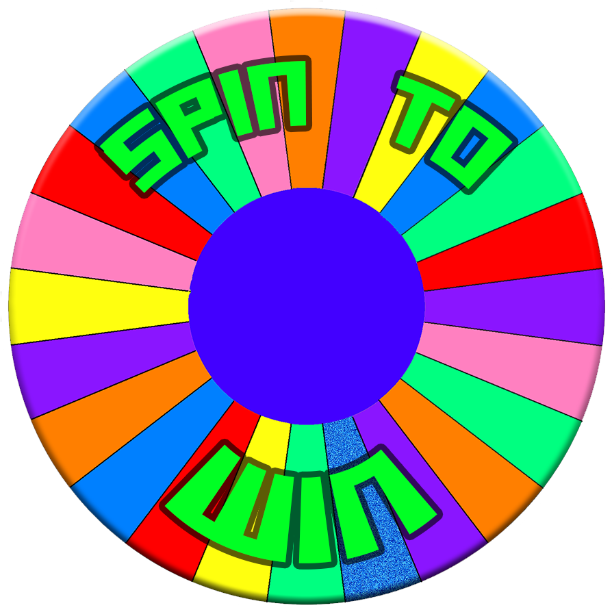 Spin To Win Cash Prizes
