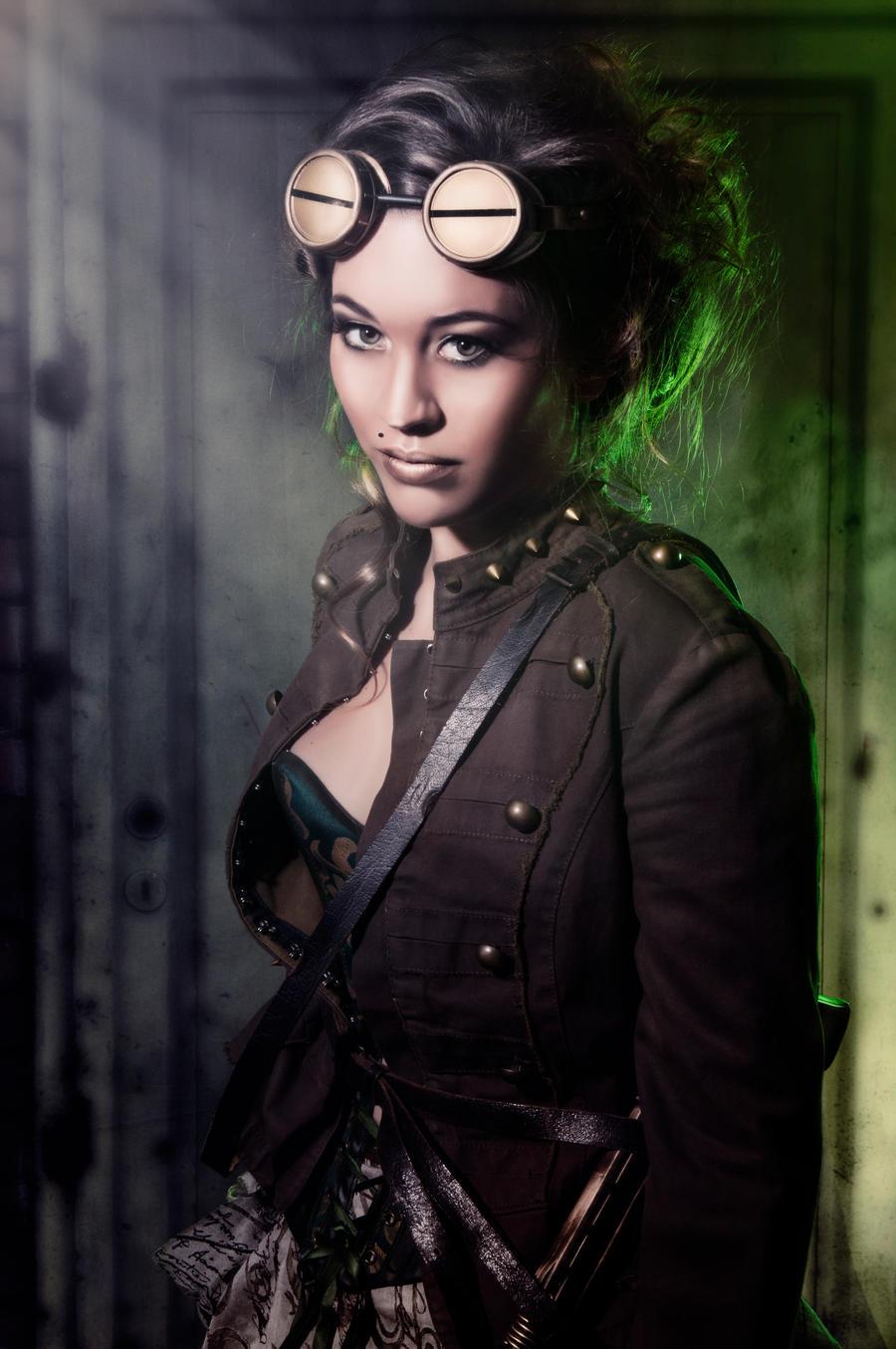 Steam girl by aalsina on deviantart - Steamgirl download ...