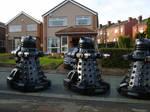 Dalek Storm Trick or treat
