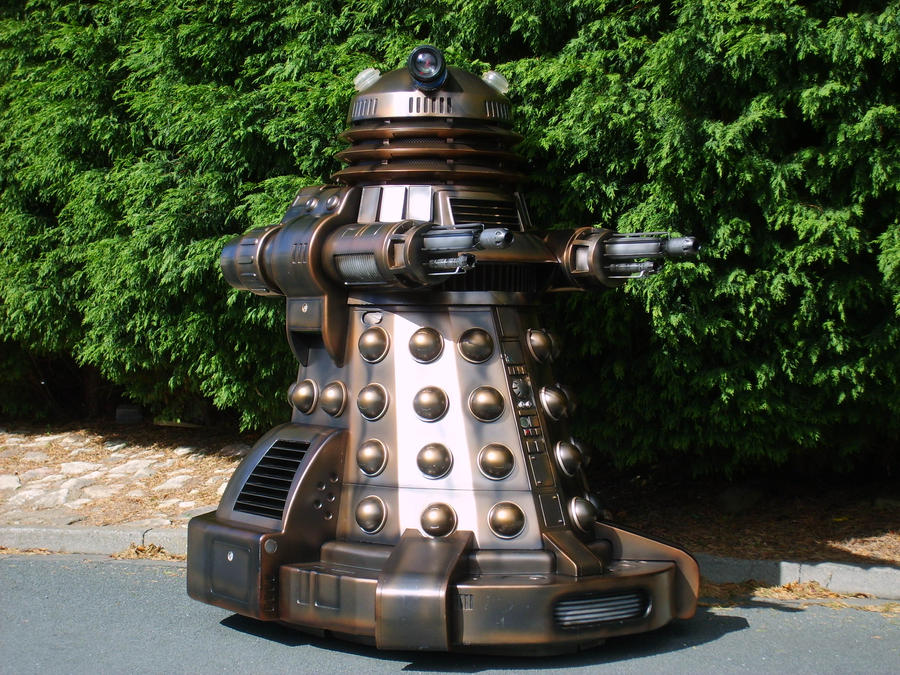 STORM NSD 2005 DALEK COLOURS by Dalekstorm