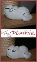Simons cat plushie