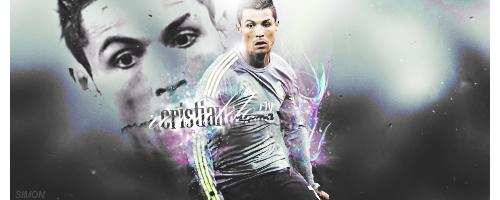 Cristiano Ronaldo by crimsoniGX