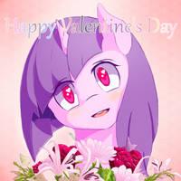 Valentines joy by Rayhiros