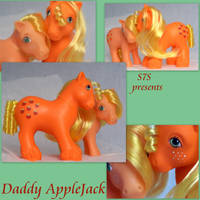 Daddy AppleJack by wylf
