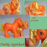 Daddy AppleJack