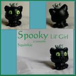 'Spooky'- a custom Squinkie