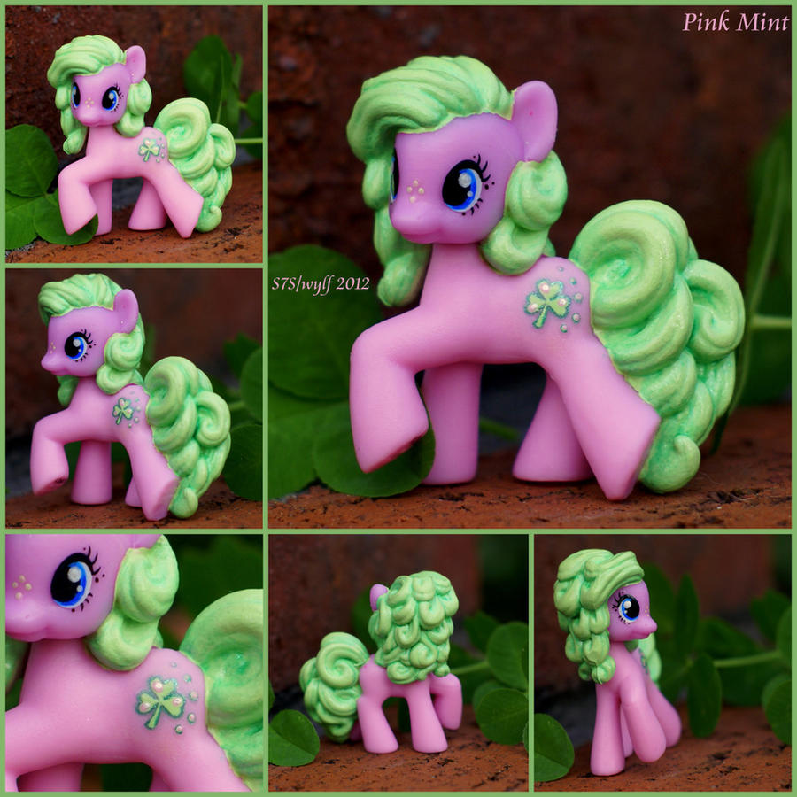 MLP Blind Bag ~Pink Mint by wylf
