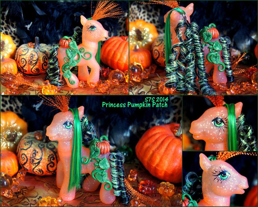 Princess Pumpkin Patch by wylf