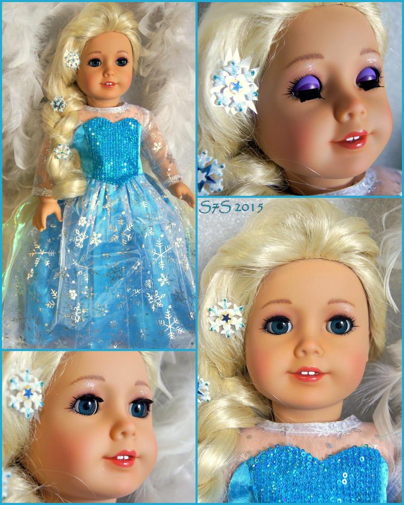 OOAK AG Elsa by wylf