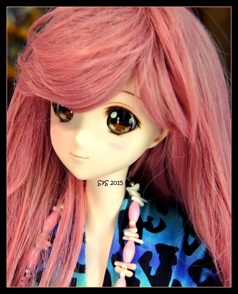 Pink Mirai by wylf