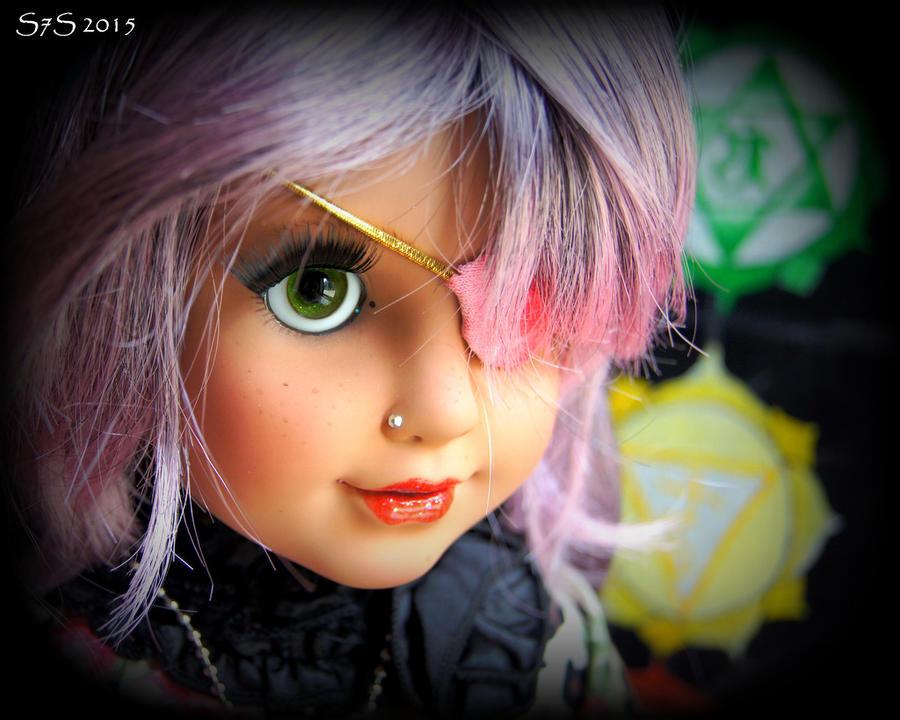 OOAK American Girl, Josie by wylf