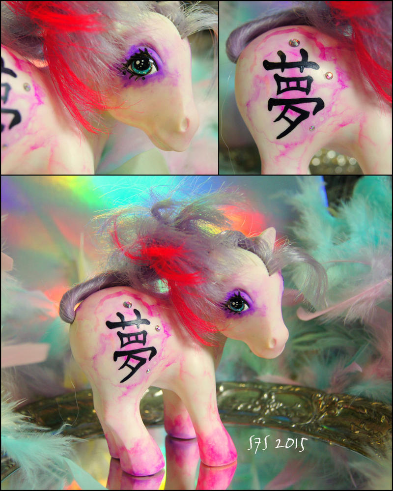 Dream- a colorburst custom by wylf
