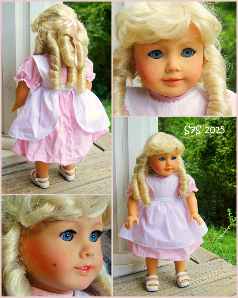 Mary Anne- an OOAK Custom American Girl Doll by wylf