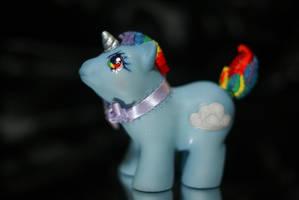 'Rainbow Skies' MLP custom by wylf