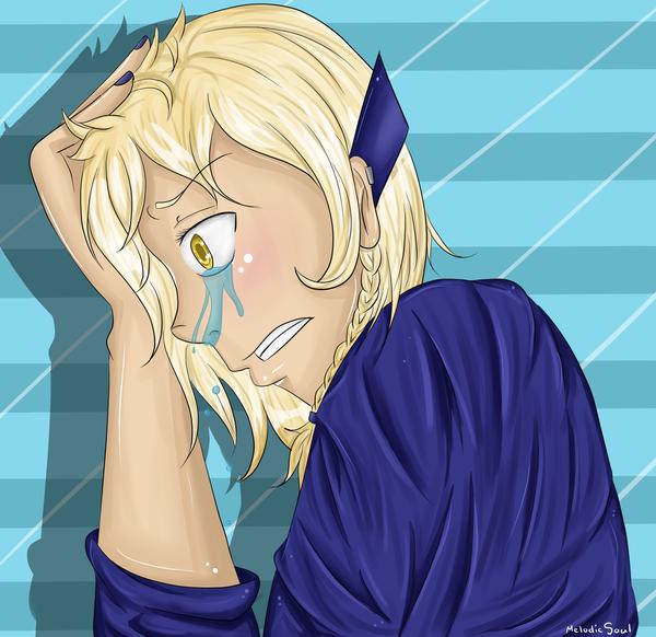 Tears of a Broken Heart by MelodicSoul