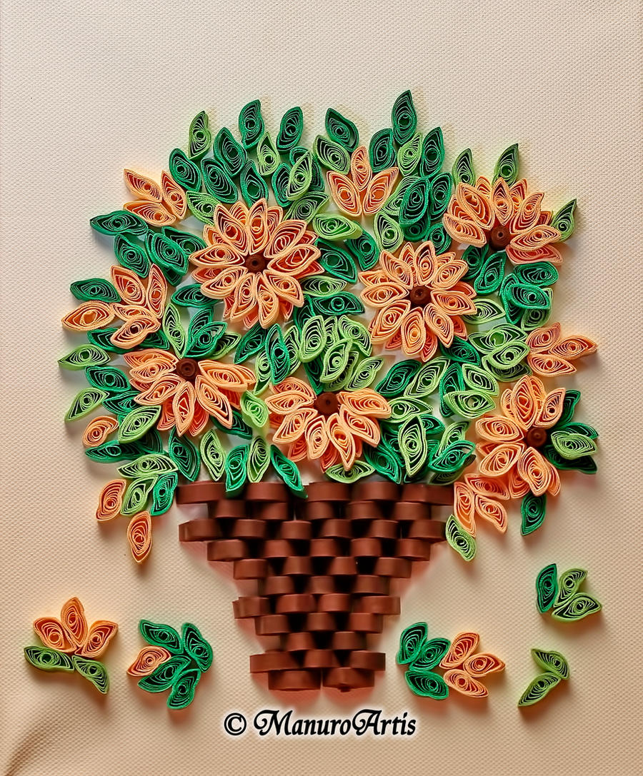 Quilling art by razvansioana on deviantart for How to quilling art