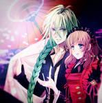 Ukyo and Heroine