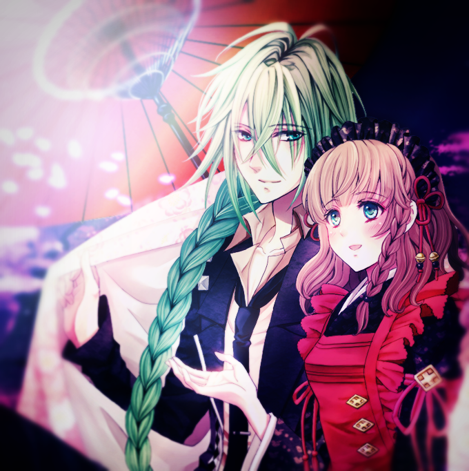 Ukyo And Heroine By Cupcaakex3