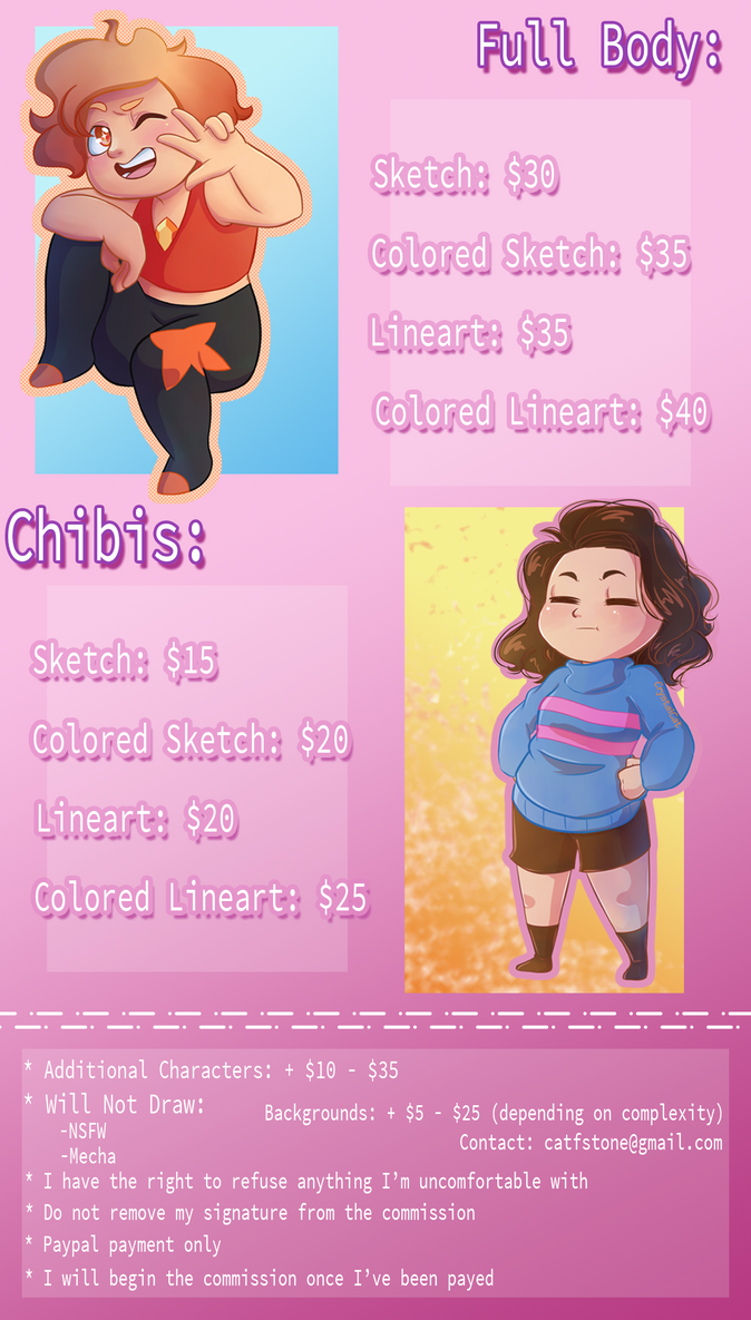 Commission Info Page2 by CrystalCatArt