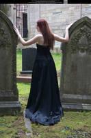 Cemetery Stock 44 by Elandria