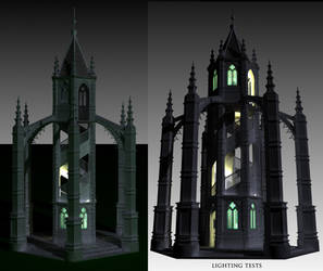 WIP Gothic Pile 01