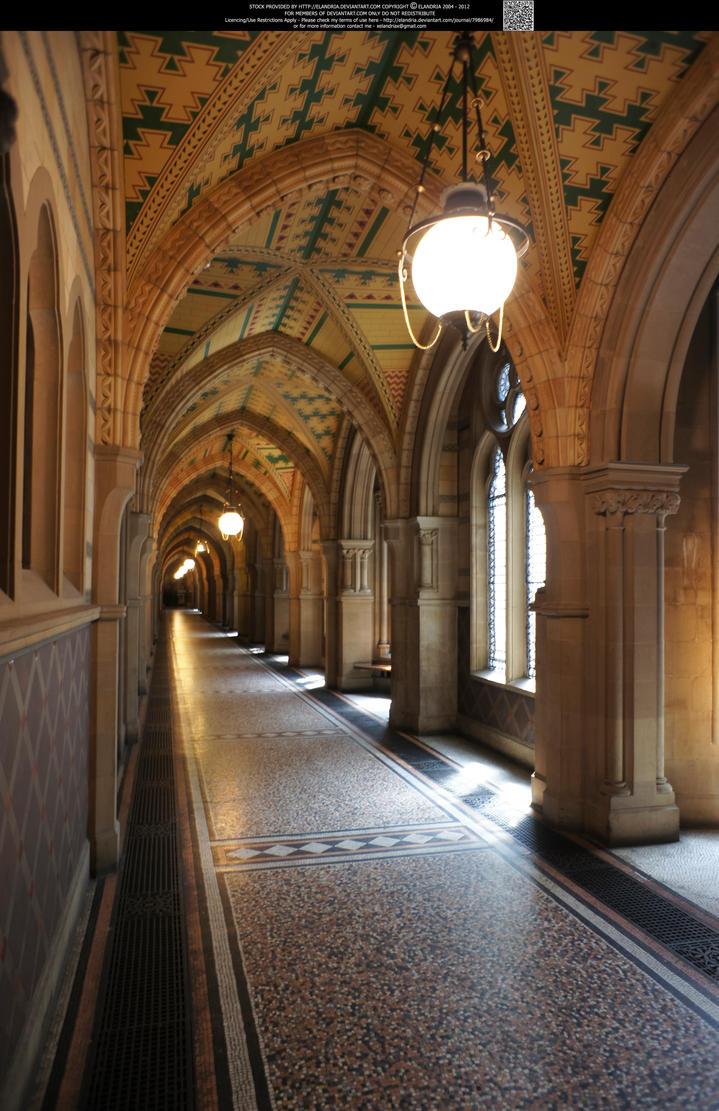 These Hallowed Halls 09 by Elandria