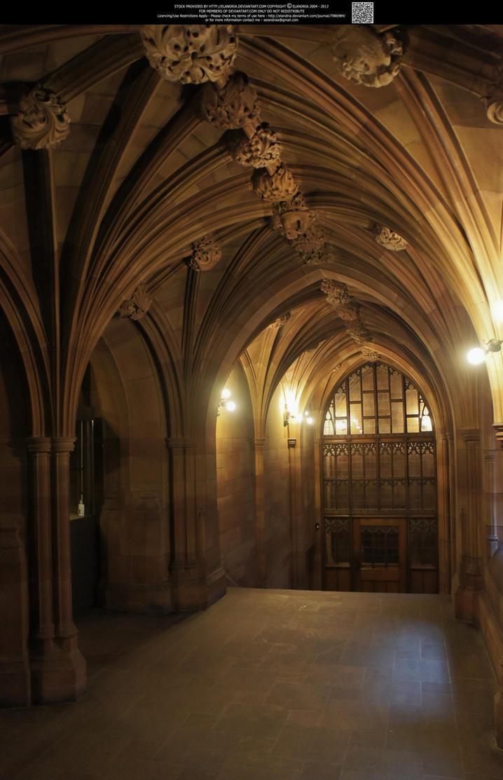 These Hallowed Halls 14 by Elandria