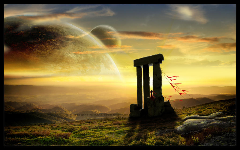 Greeting The Night by Elandria