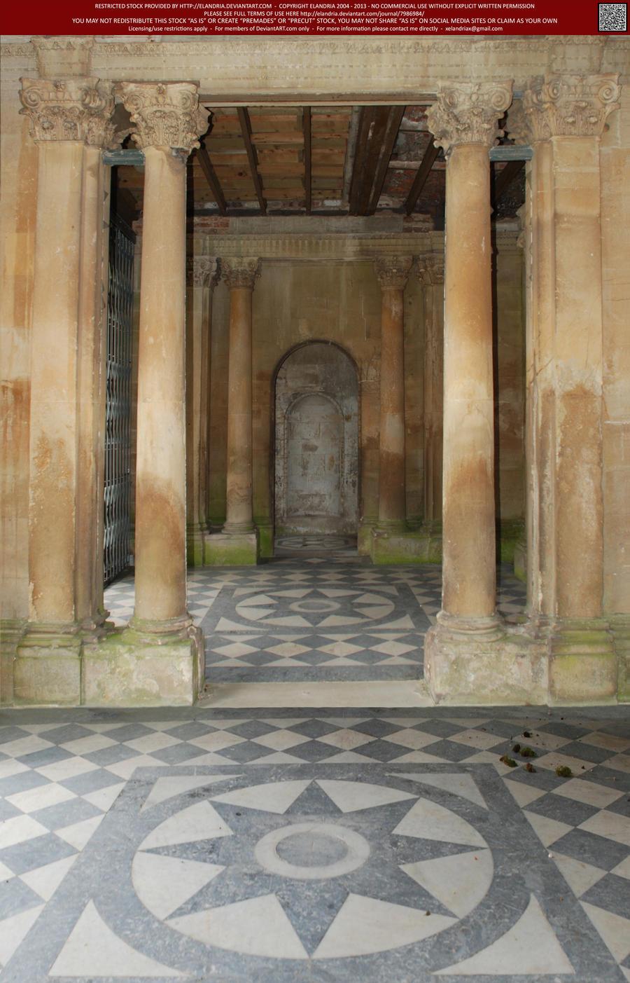 Marbled Halls RESTRICTED