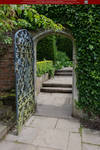 No Lock Nor Key Nor Garden Gate 03 RESTRICTED